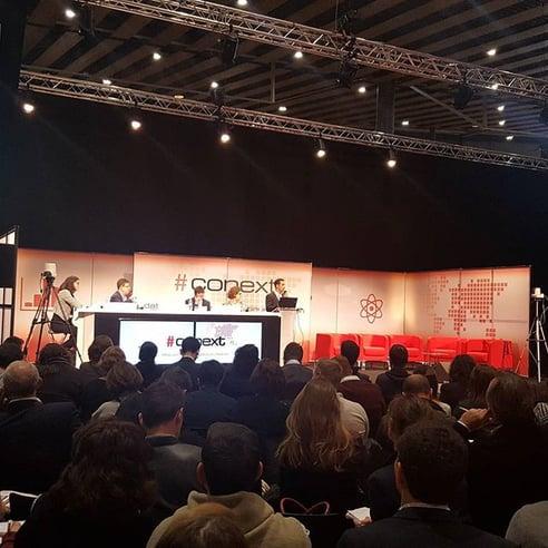 L'agence digitale PumpUp participe au salon Conext du commerce intelligent