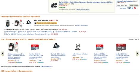 Amazon – Cross-selling
