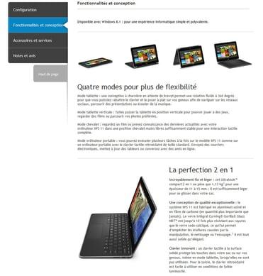 Dell – Description produit