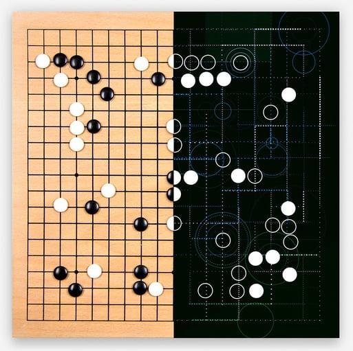 DeepMind-AlphaGo