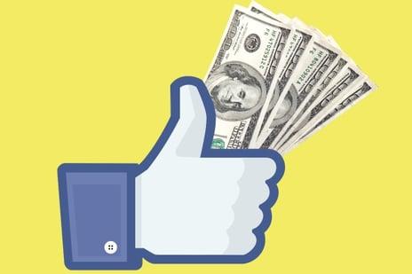 Facebook Messenger paiement
