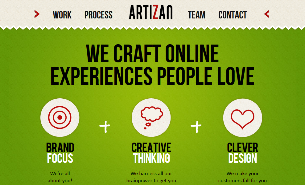 Artizan - Agence Web