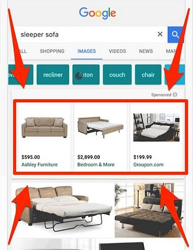Goggle images ADS