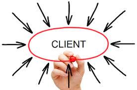 Visuel comprendre le client