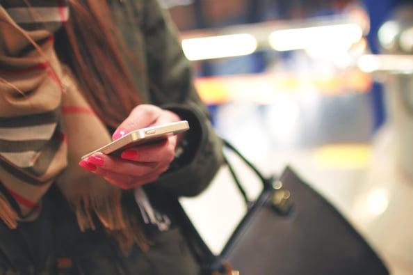 acheter dans magasin avec un mobile