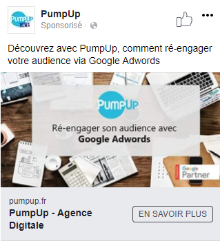 FB Ads PumpUp