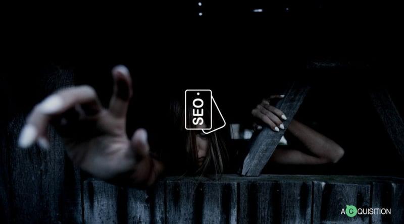 page-zombie seo