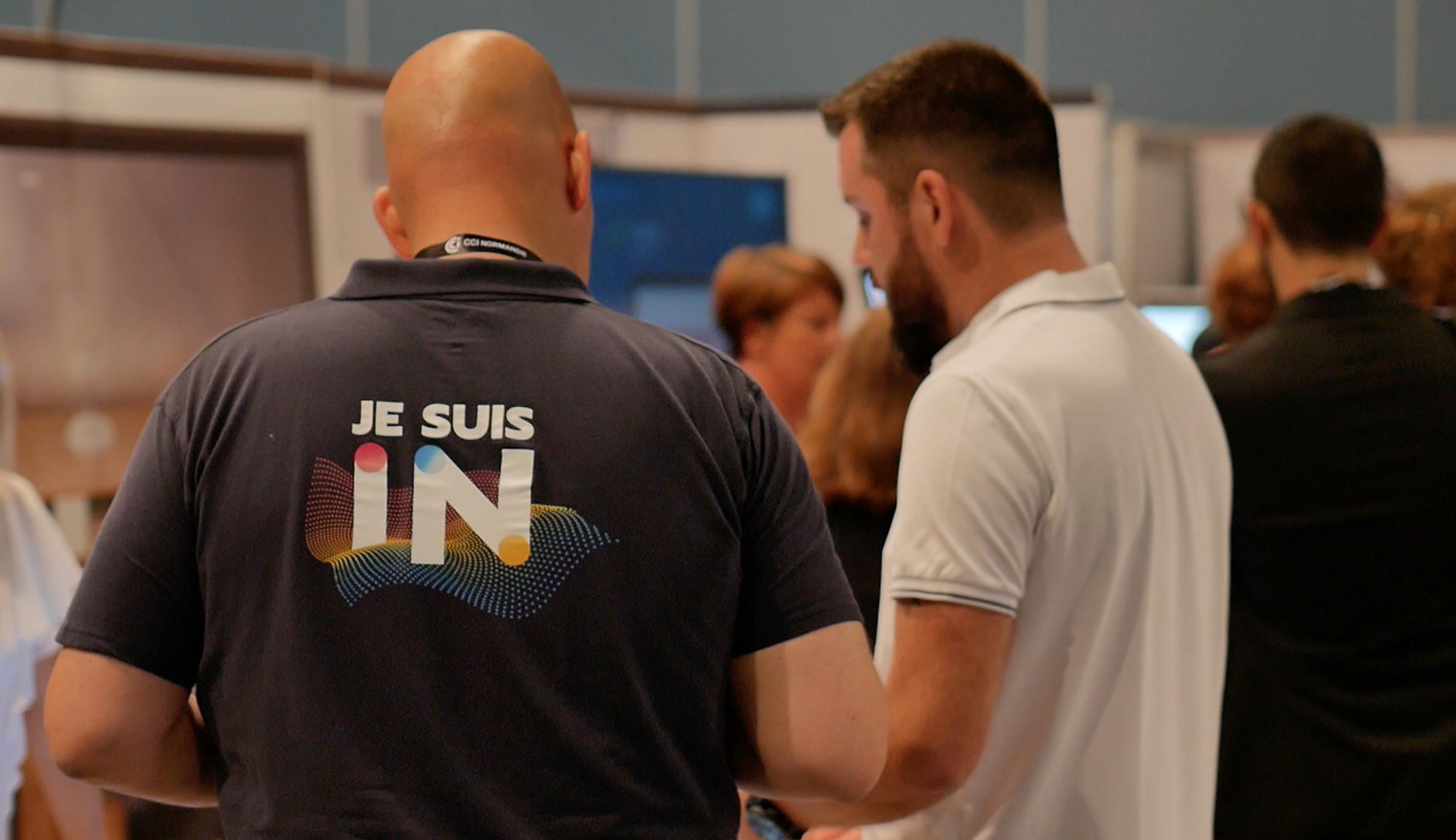PumpUp à la pointe de l'innovation digitale au salon In Normandy
