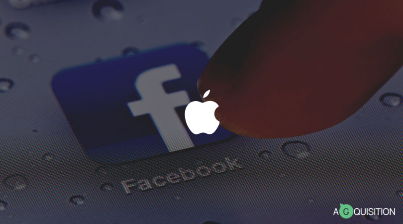 Facebook et IOS14